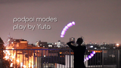 podpoi modes play by Yuta